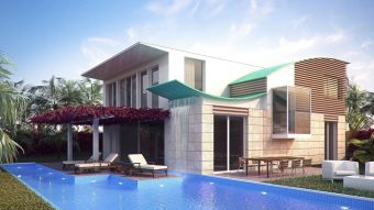 maison Guyane